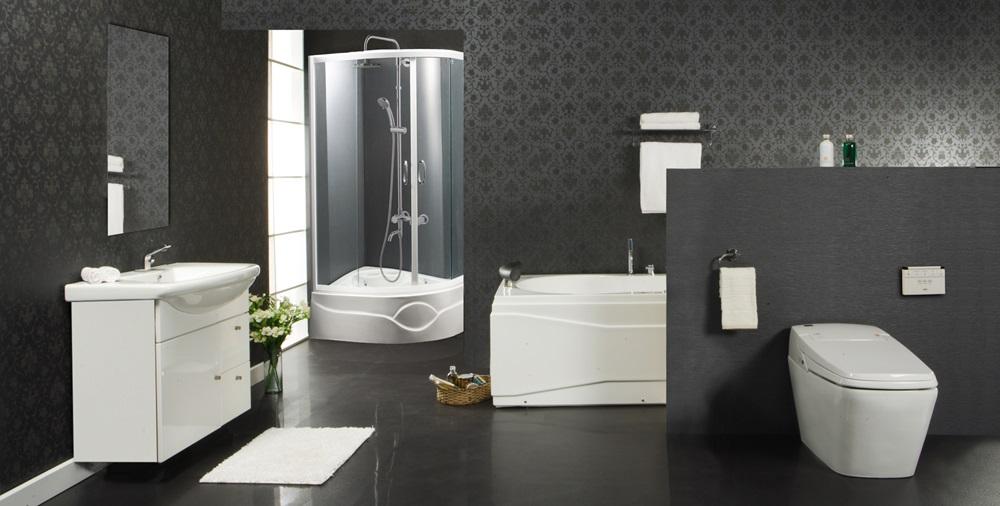 Nội thất phòng tắm, bồn tắm cao cấp Thiên Lộc.