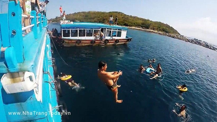 Tour 4 Đảo Nha Trang Chất Lượng Nhất Trọn Gói