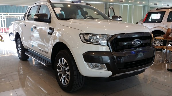 FORD RANGER WILDTRAK 3.2 AT