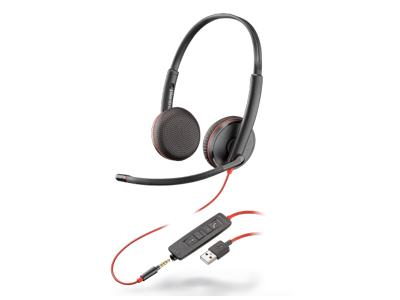 Tai nghe Plantronics Blackwire C3225 USB-A