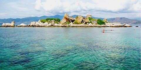 Tour 3 Đảo Lặn Biển Nha Trang