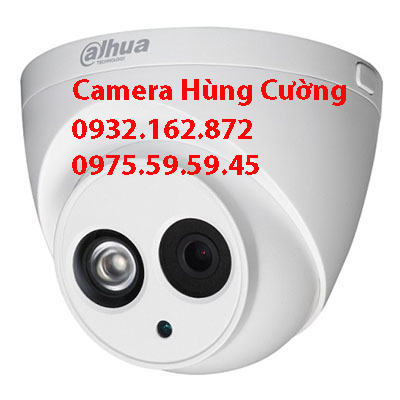 Camera HDCVI DAHUA HAC-HDW2220EP (2.4MP)