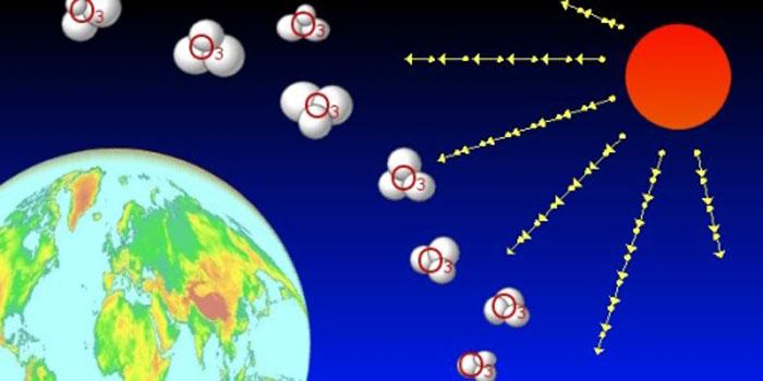 Khí ozone gây hại khi ở mặt đất