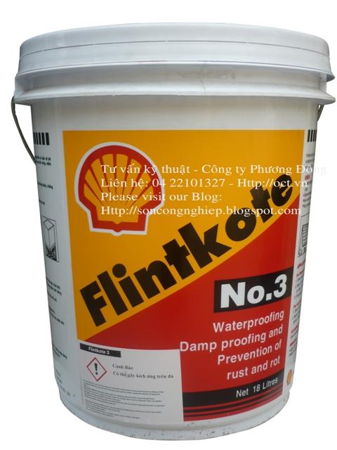 Flinkote No3 Màng chống thấm lỏng