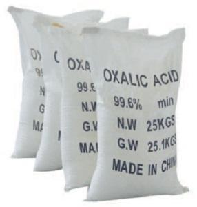Axít oxalic, Acid Oxalic