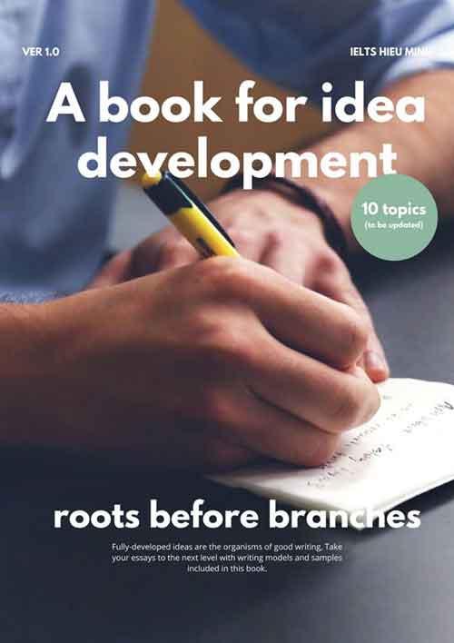 [Góc chia sẻ] A BOOK FOR IDEA DEVELOPMENT