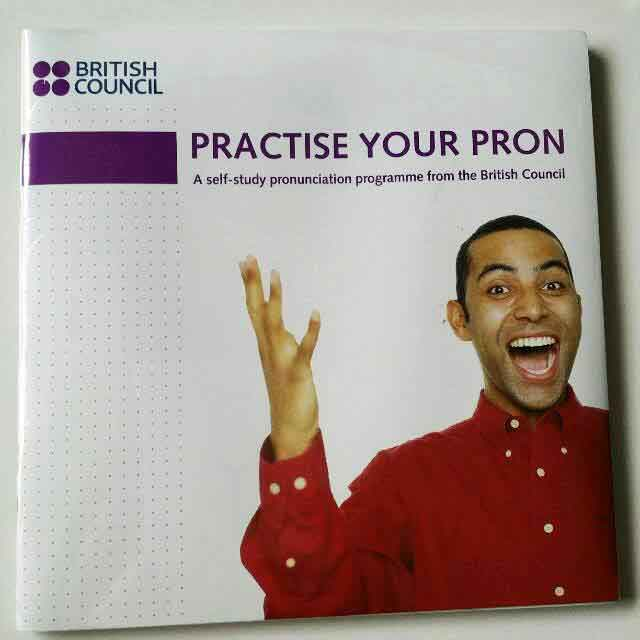 Practise Your Pron - ebook dạy phát âm cùng files âm thanh cực xịn từ Hội Đồng Anh