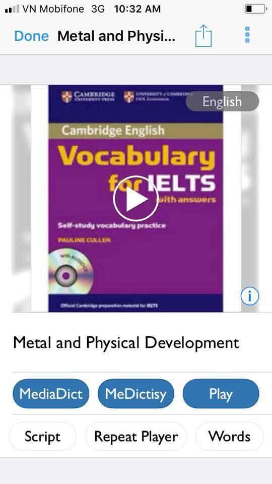 2 app Dictation tuyệt vời để luyện nghe và nói tiếng Anh