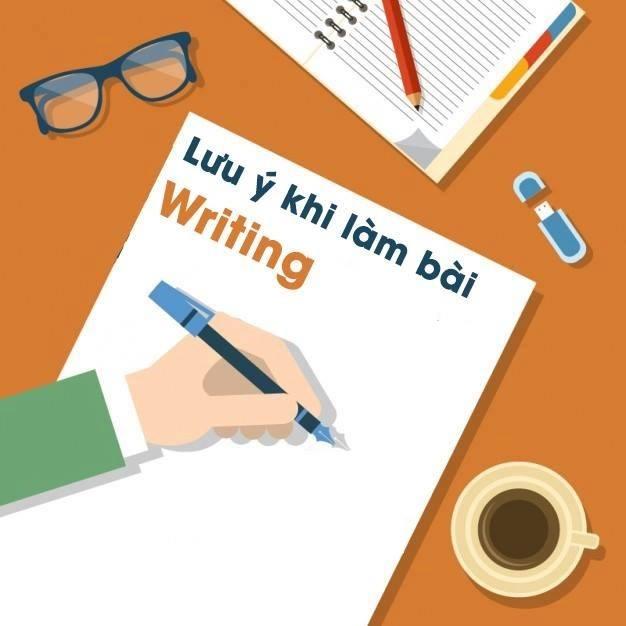 8 LƯU Ý TRONG WRITING TASK 1