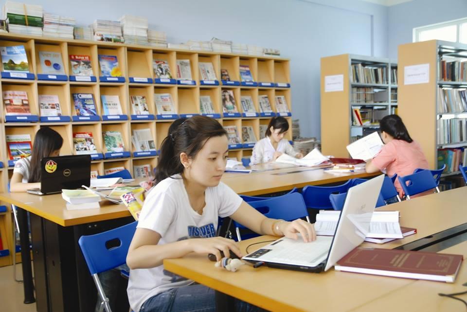 Các địa chỉ thư viện, trường học... để bạn tự học và học nhóm với nhau