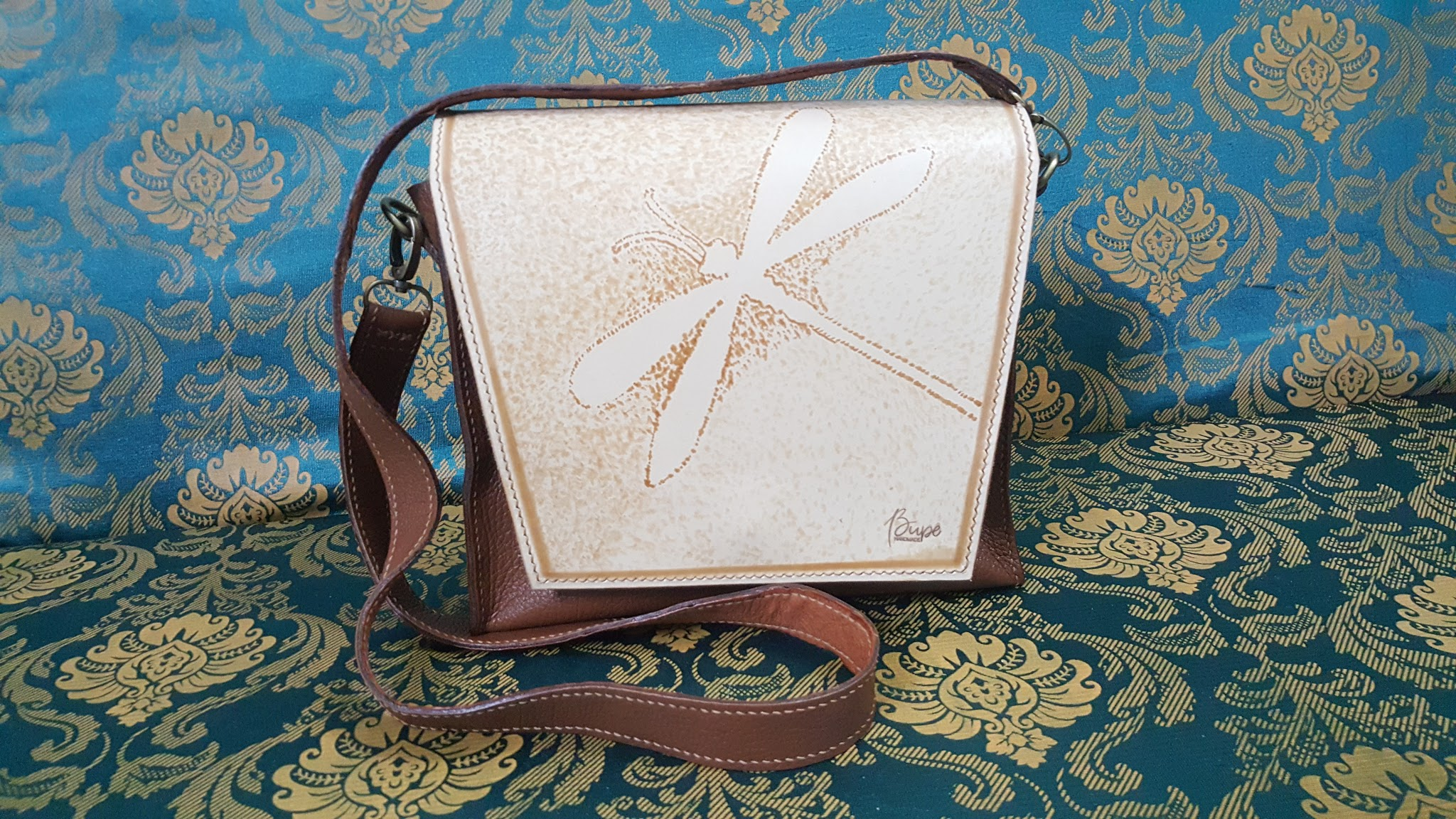 CROSSBODY BAG -  Dragonfly