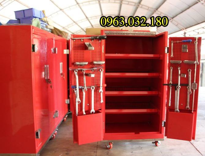 Tủ đồ nghề 2 cánh 5 ngăn