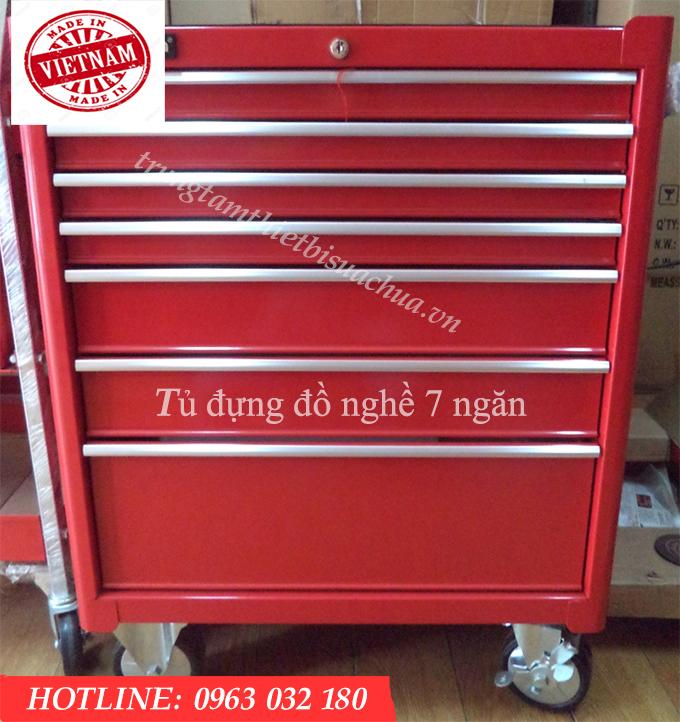 Tủ đồ nghề 7 ngăn