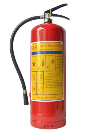 Bình bột chữa cháy ABCMFZL8 8kg