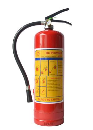 Bình bột chữa cháy ABCMFZI4 4kg