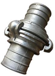 Khớp nối nhanh cho vòi chữa cháy - Gang đúc