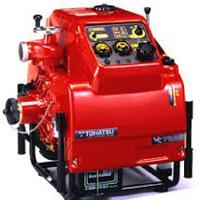 Máy bơm chữa cháy Tohatsu V82AS Hãng sản xuất: Tohatsu Xuất xứ: Nhật Bản