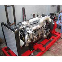 Máy bơm nước chữa cháy diesel hyundai 50HP Hãng sản xuất: Hyundai Xuất xứ: Hàn Quốc