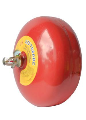 Quả cầu chữa cháy tự động XZFTB8n8kg bột ACB