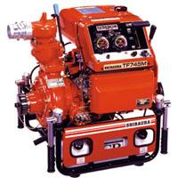 Máy bơm nước chữa cháy RABBIT SF756MS