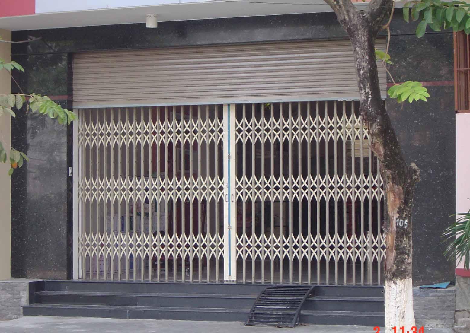 Cửa kéo Châu Phát - CPDOOR