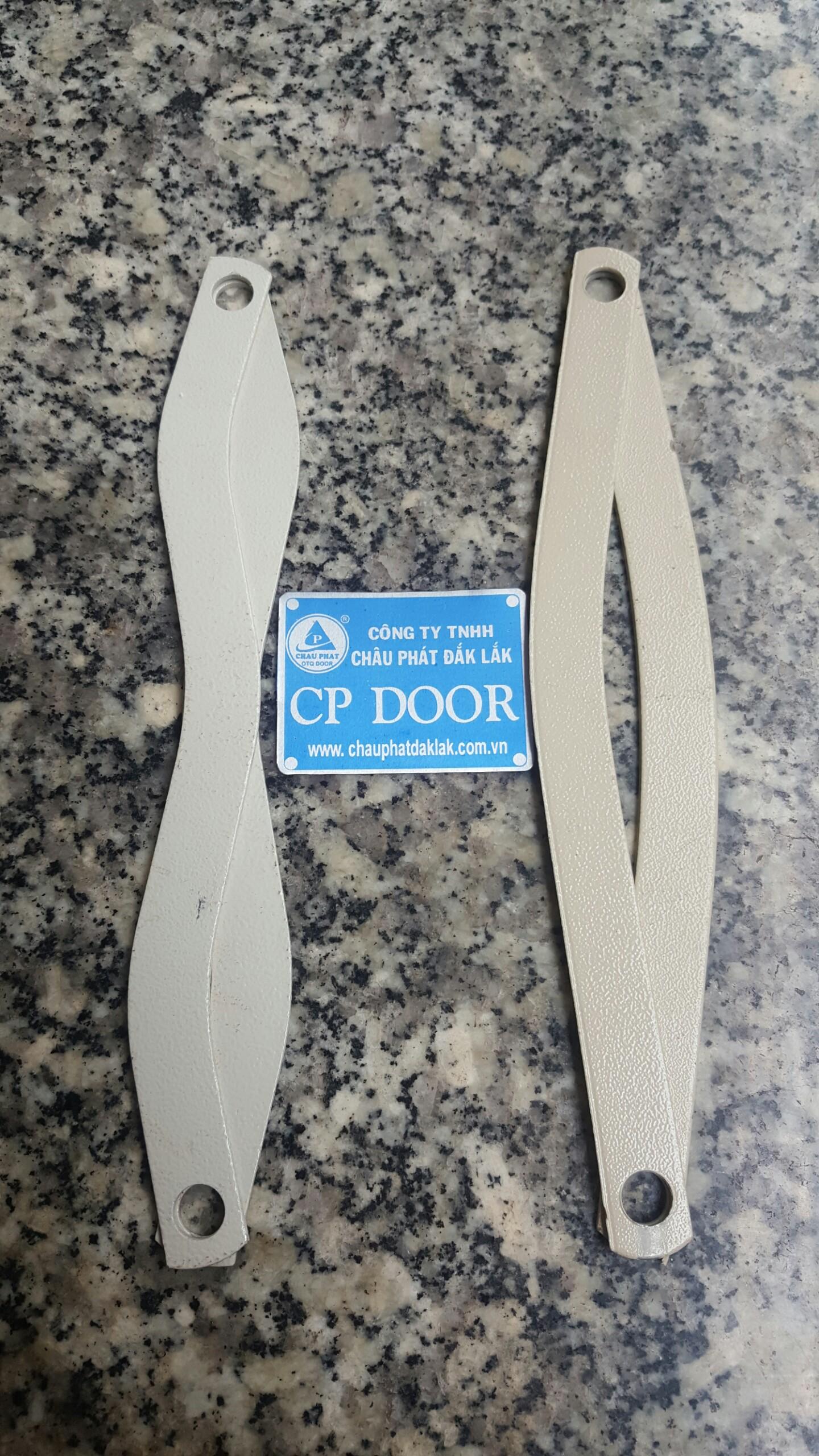 Nhíp đặc cửa kéo ngắn