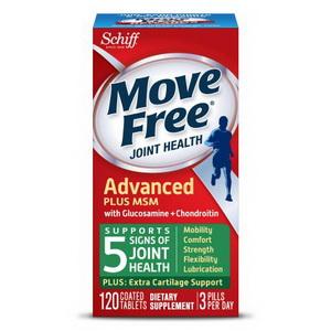 Thuốc bổ khớp Schiff Move Free Advanced Plus Glucosamin Hàng Xách Tay Từ Mỹ