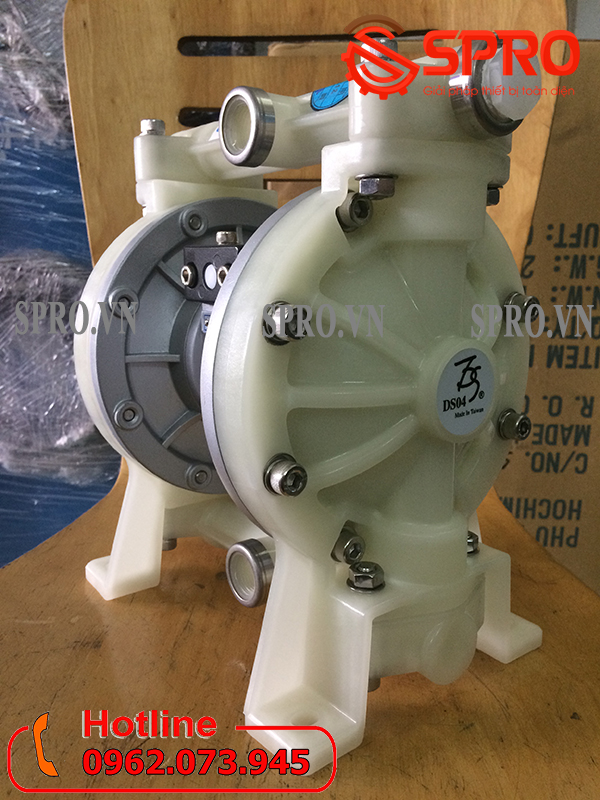 Nhà cung cấp máy bơm màng hóa chất uy tín TPHCM
