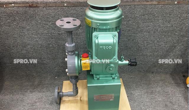Địa chỉ bán bơm định lượng hóa chất Nikkiso AHA 22 PVC
