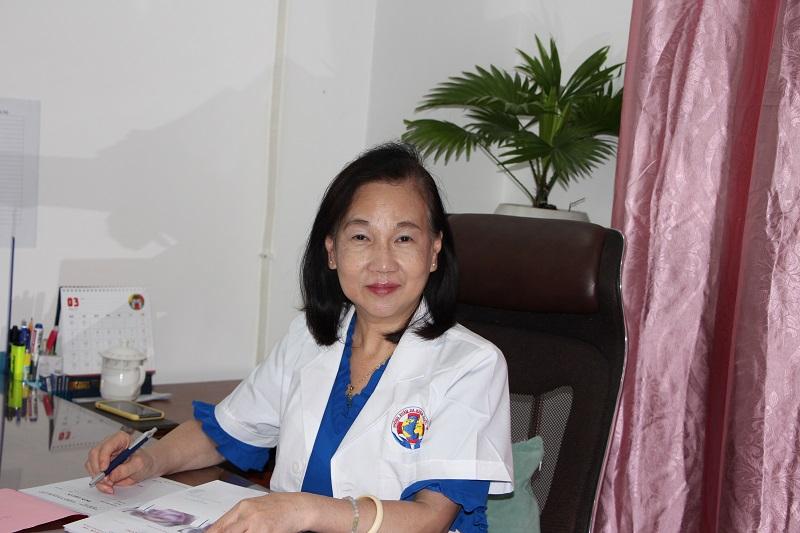 Đánh giá phòng khám phụ khoa của bác sĩ Vũ Thị Thanh Dung