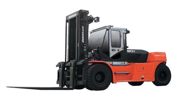 Xe nâng hàng container | Doosan chính hãng