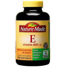 Nature Made E