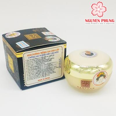 Kem sâm dưỡng trắng da cao cấp Nhật Bản Guoyao