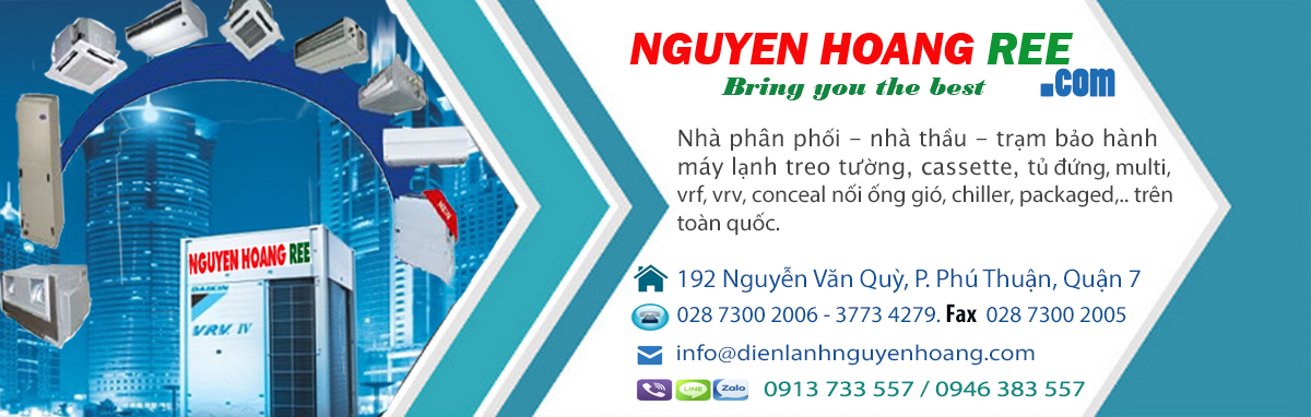 Thông tin liên hệ Công ty TNHH TM DV CĐL Nguyễn Hoàng
