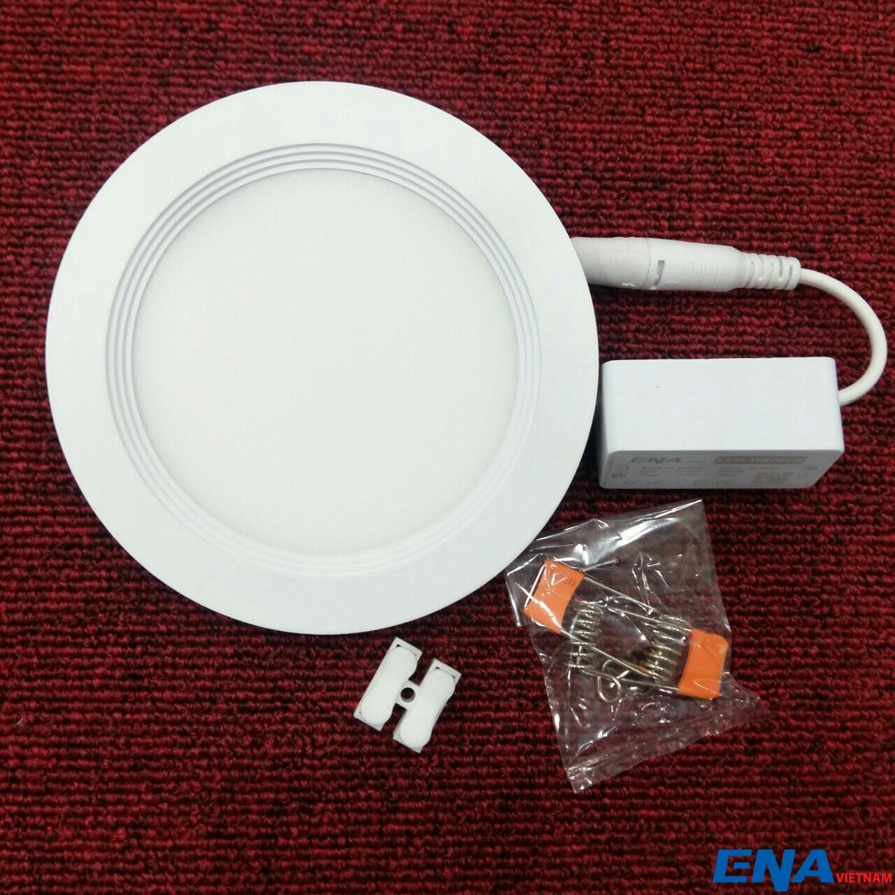 Đèn led âm trần siêu mỏng 6w ENA