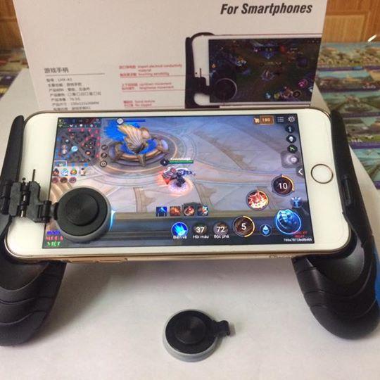 Tay cầm J2 chơi game mobile
