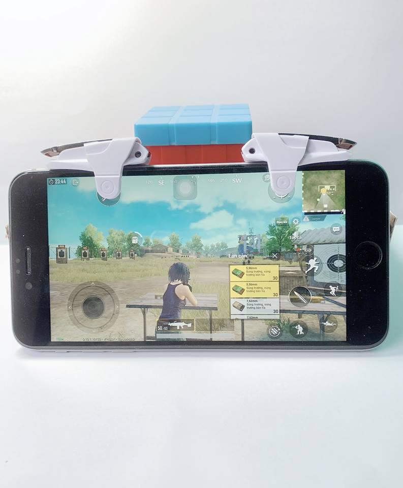 Bộ nút cò bắn Pubg Mobile Z1 | Phụ kiện chơi Pubg Mobile New