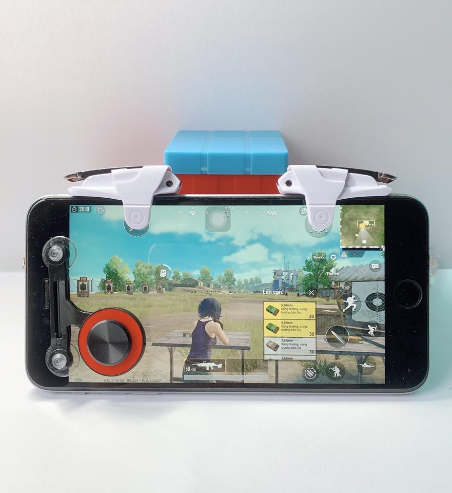 Combo Thường Z1 | Phụ kiện chơi Pubg Mobile New