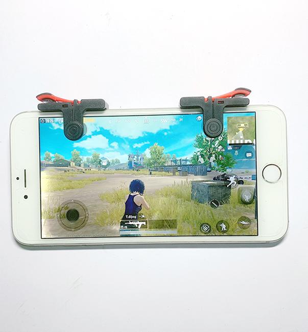 Bộ nút cò bắn D5 | Phụ kiện chơi Pubg Mobile