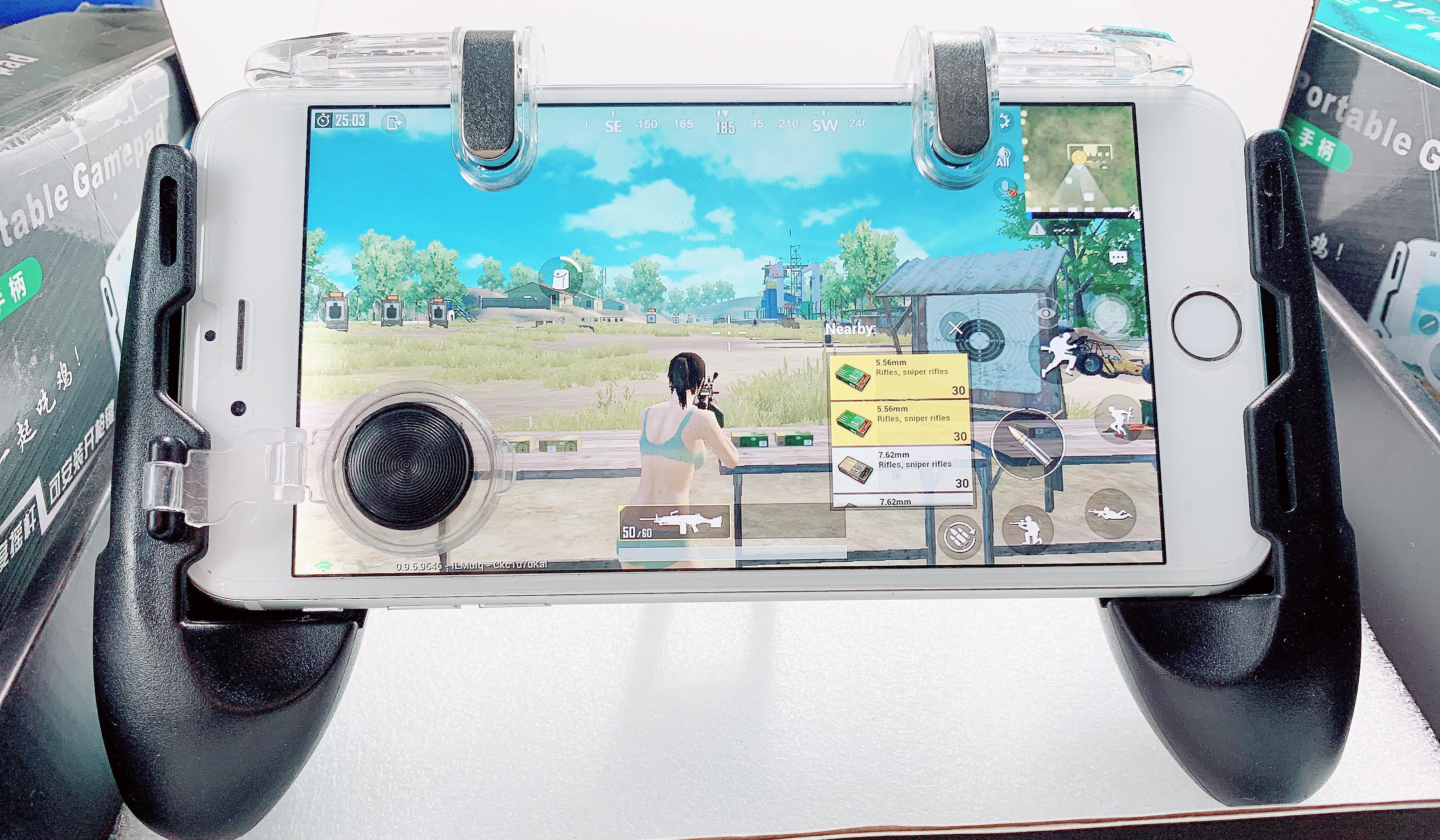 Combo phụ kiện chơi Pubg Mobile thường B12