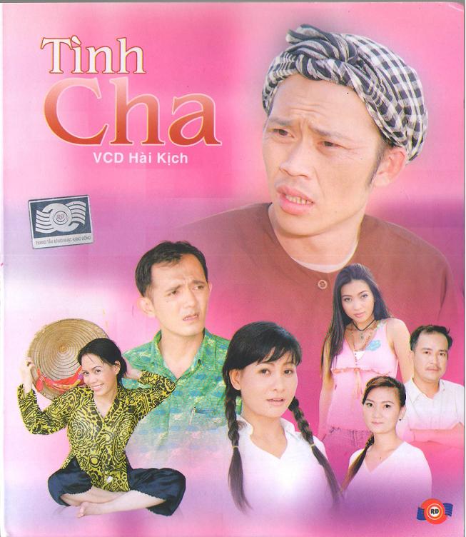 VCD Hoài Linh - Tình Cha