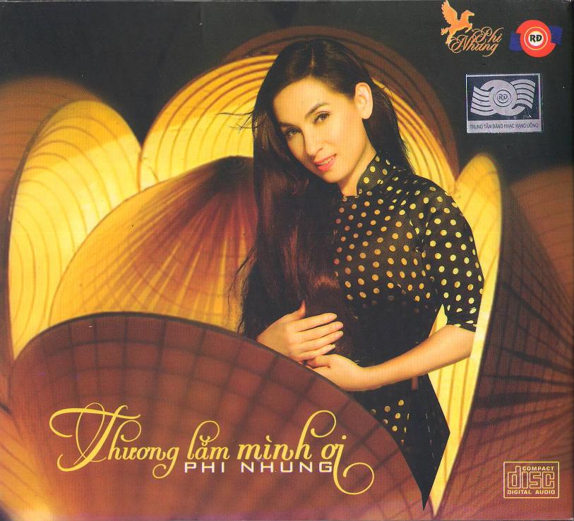 CD Phi Nhung - Thương Lắm Mình Ơi