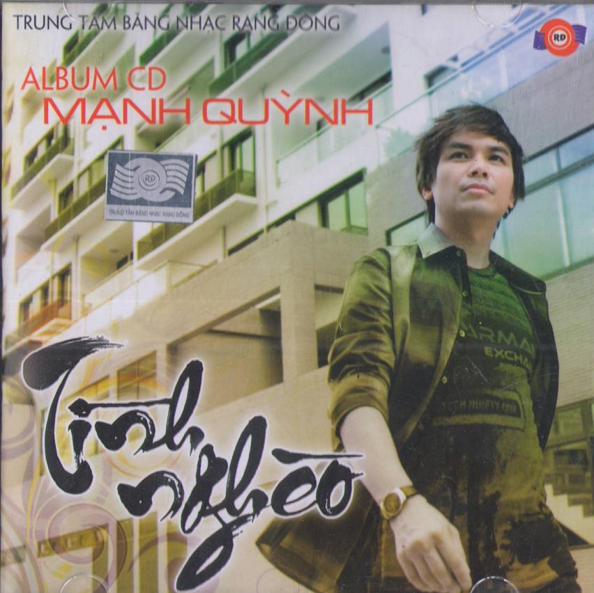 CD Mạnh Quỳnh - Tình Nghèo