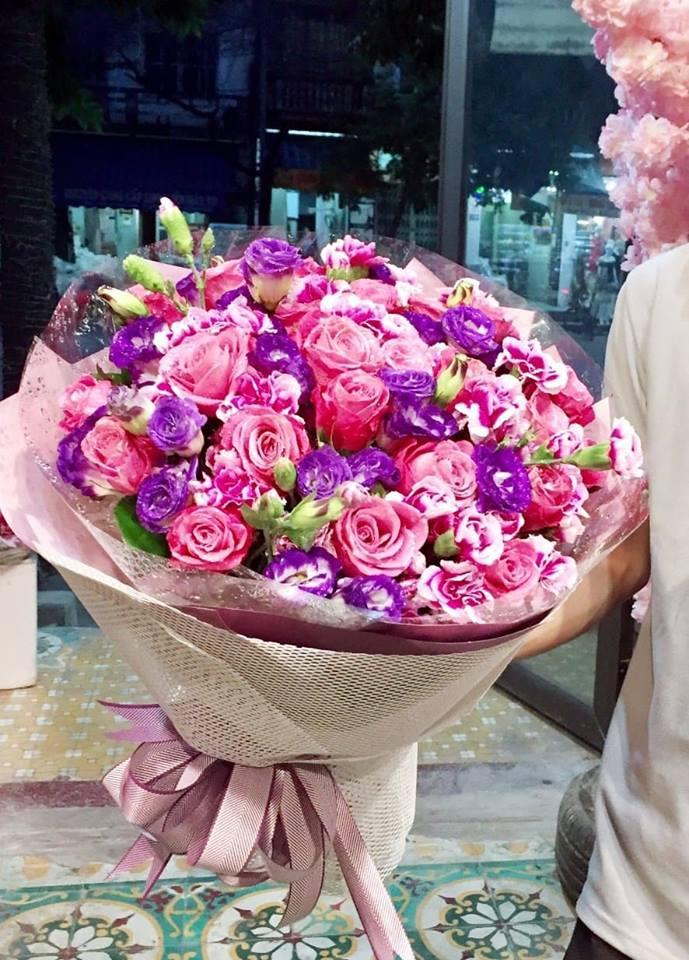 mua hoa tại thái bình