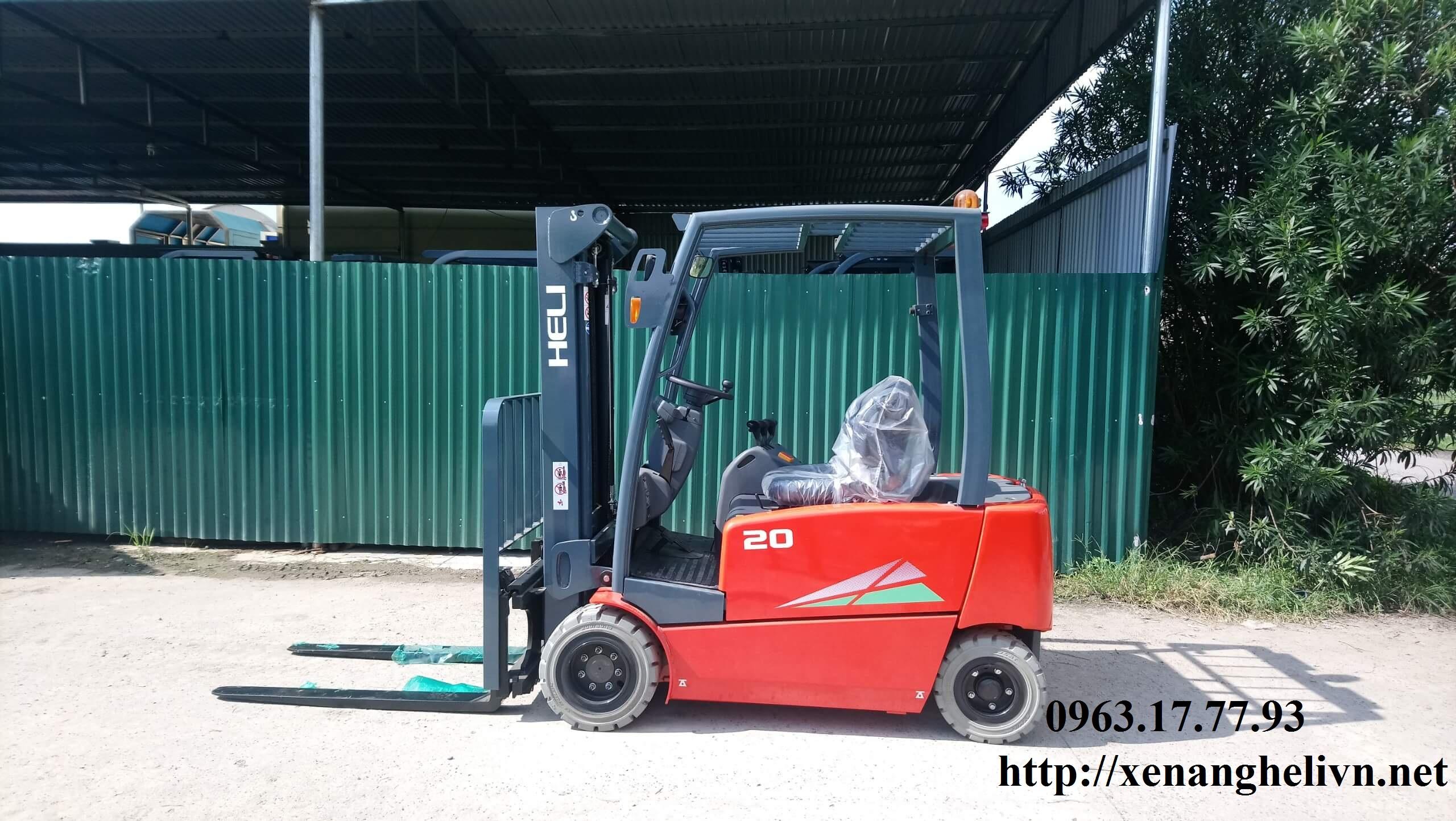 合力叉车 - 在越南独家销售合力叉车
