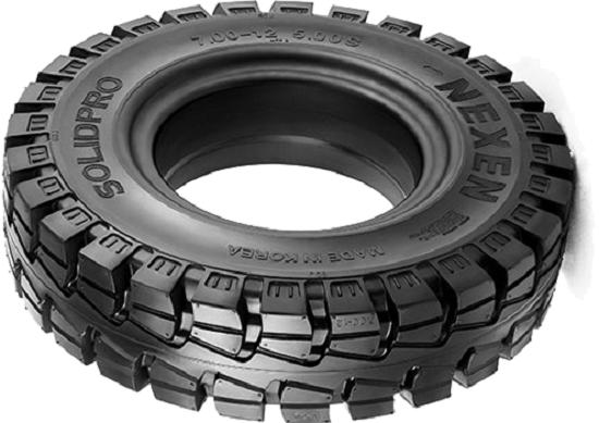 Sử dụng lốp xe nâng đúng kỹ thuật an toàn nhất