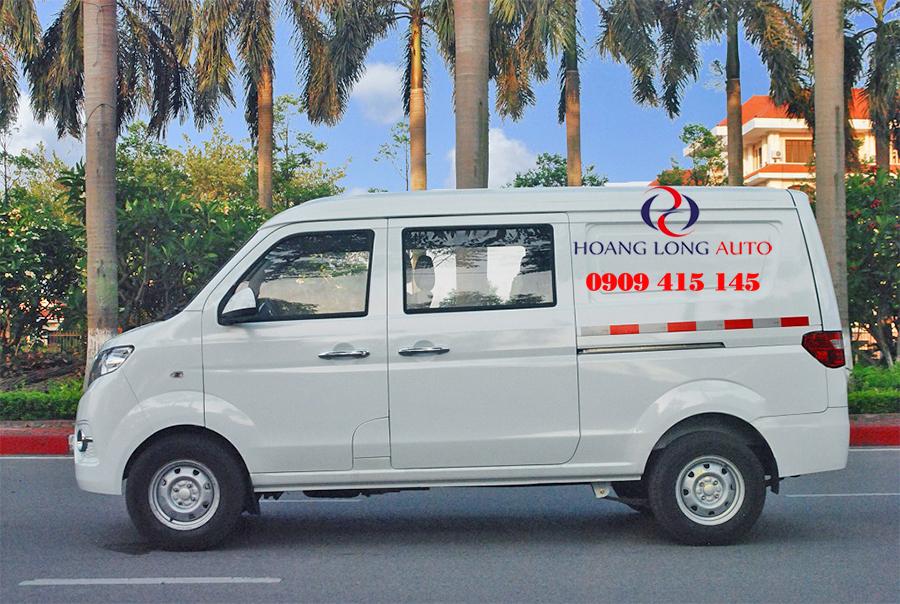 Xe Tải Van DONGBEN X30 5 chỗ- 2 chỗ Giá Rẻ