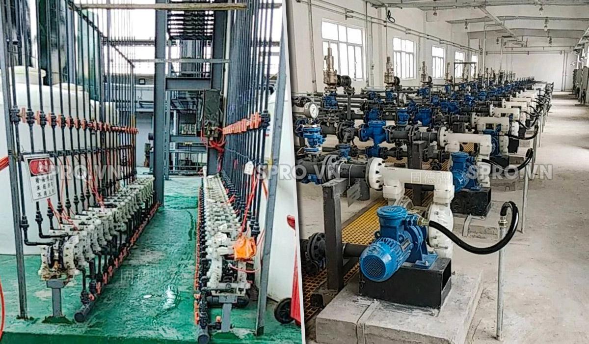 Các loại máy bơm màng nhập khẩu giá tốt nhất 2019