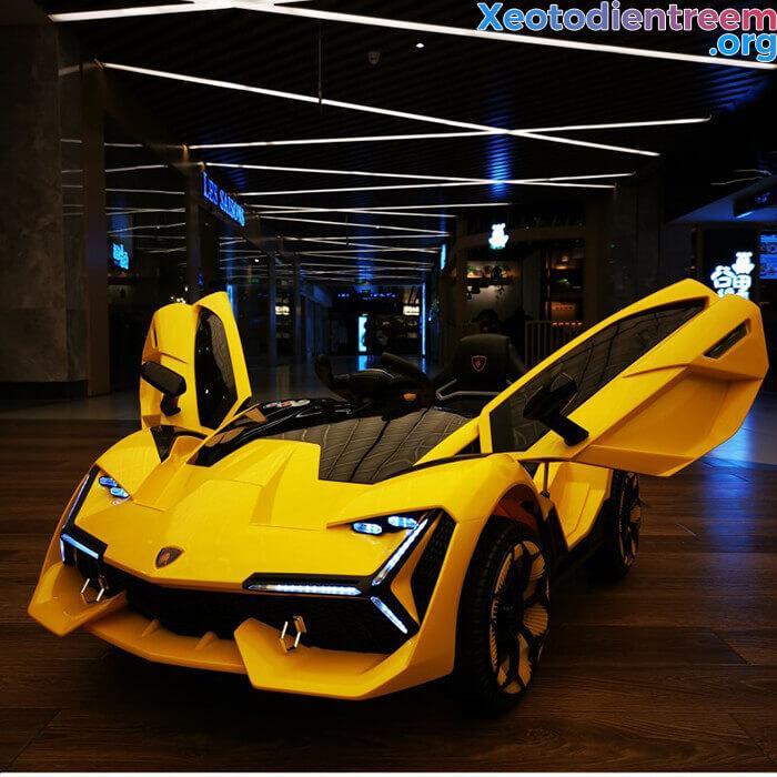 Siêu xe ô tô cho bé NEL-603