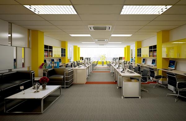 Dịch vụ thiết kế văn phòng trọn gói